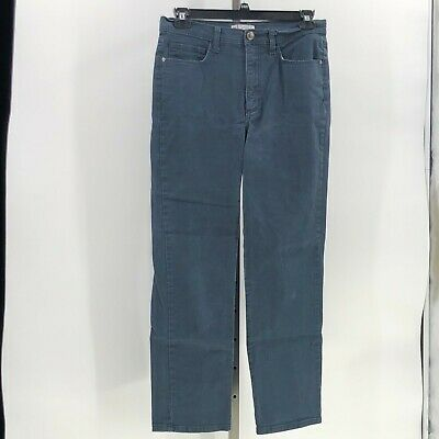 Lee Classic fit at the waist jeans womens tag sz 14 dark teal