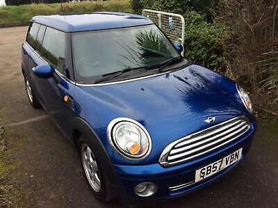 Mini Cooper Clubman 2007 57 Reg July Mot With Good History Spares Or Repair