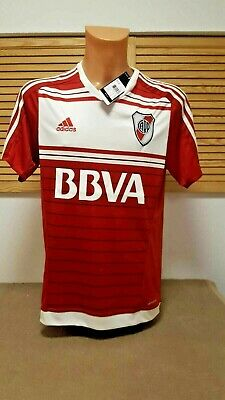 River Plate Buenos Aires Trikot Jersey Camiseta Camisola Maillot M Shirt adidas