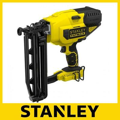 Stanley FMC792 Reconditioned 18V Li-Ion Cordless Straight Nailer 16Ga Body Only