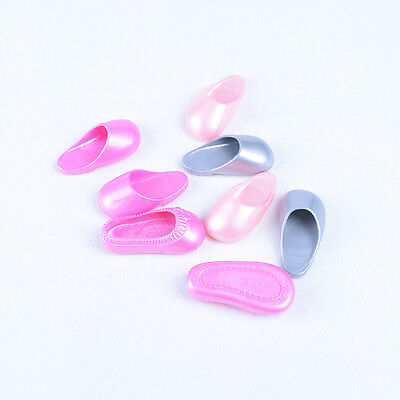 Rubber Beach Sandals Slippers For 16 Inch  Dolls Accessories Doll MO