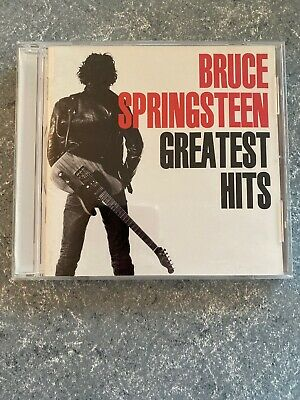 Bruce Springsteen Greatest Hits CD Canada Label - Ships Fast