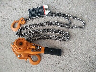 Harrington LB008 Chain Hoist
