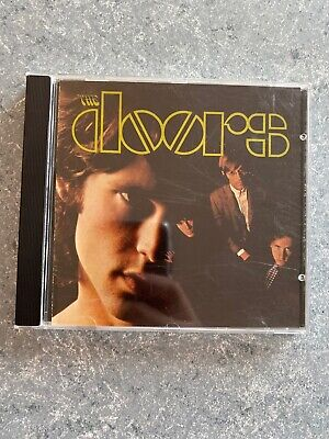 The Doors CD Canada Label - Ships Fast