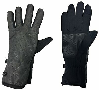 C9 Champion Women's Quilted Softshell Touchscreen Friendly Gloves (One Size F...