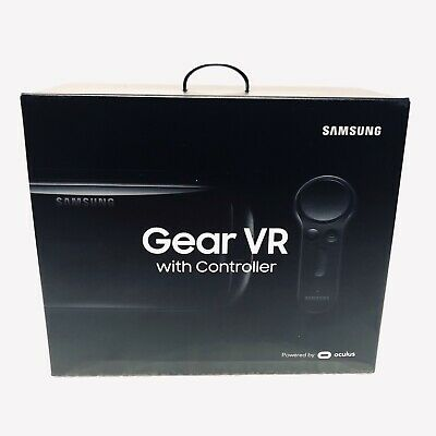 SAMSUNG Gear VR (2017 Edition) with Controller for Galaxy S8 NEW