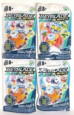 Hasbro Beyblade Micros Series 2 New Sealed Collectible Top