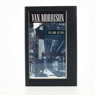 Van Morrison - Too Long In Exile - DCC Digital Compact Cassette (314 519 219-5)