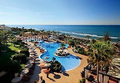 Marriott Marbella Beach Resort Holiday 3 Bed Apartment 5Th June 7 Nights Sleep 8