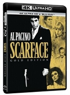 Scarface - Gold Edition (4K Ultra HD + Blu-Ray Disc)
