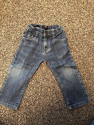 Hugo Boss Boys Jeans, Size Age 2 Years