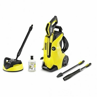 Pressure WASHER Karcher K 4 FULL CONTROL - Brush SURFACES CLEANER - Cold-Water -