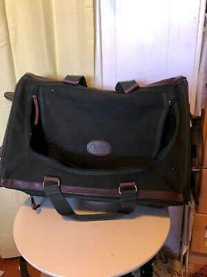 ORVIS Vintage Battenkill Travel Rolling Luggage Bag Suitcase 20 T x 16 W x 8 D