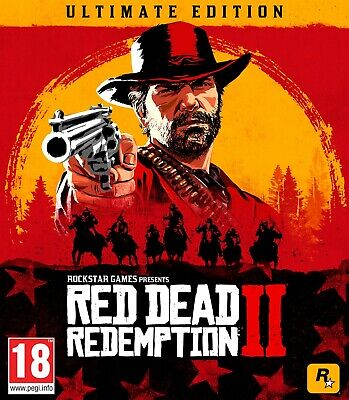 💥Red Dead Redemption 2 Pc - Ultimate Edition - Verleih - Steam + 25 Games  💥