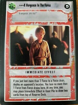 Star Wars CCG Coruscant TOP TIER SINGLES Select Choose Your Card