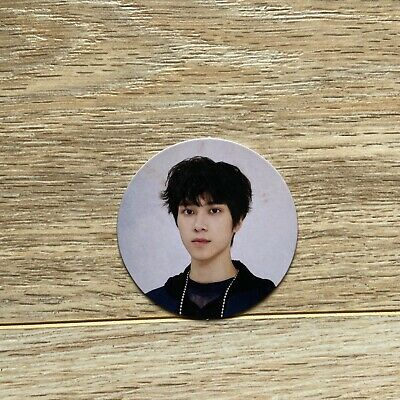 NCT WAYV Hendery Take Over The Moon 1st Album Official Circle Card Korean Press