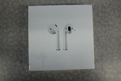 Apple AirPods 2nd Generation with Charging Case - White✅FASTSHIPPING Sealed