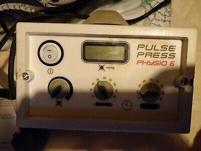 Pulse Press physio 6 Lymphedema treatment cancer