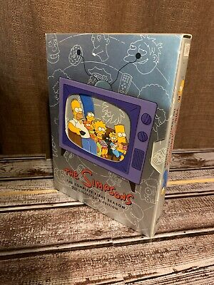 The Simpsons - The Complete First Season (DVD, 2004, 3-Disc Set, Collectors...