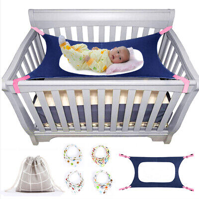 Baby Hammock Crescent Womb Infant Safety Bed Breathable Strong Material US