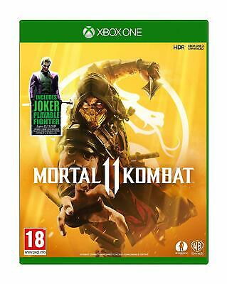Mortal Kombat 11 with 'The Joker' DLC (XBOX ONE)