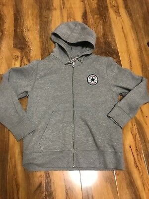 Converse All Star Girls Zipped Hoodie Age 10-12 (140-152cm)