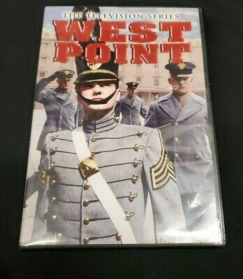 West Point: The Complete TV Series (DVD, 2013, 4-Disc Set)