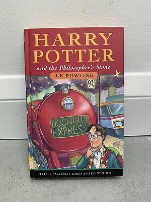 Harry Potter and the Philosopher's stone First 1st Edition Ed Bloomsbury 29th