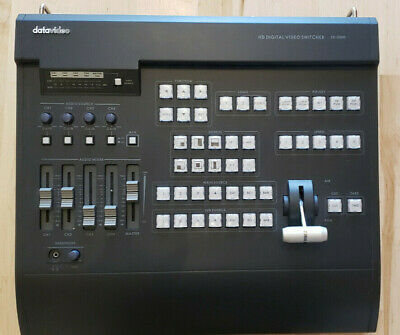 DATA VIDEO SE-2000 HD Digital Video Switcher with HD-SDI mixer