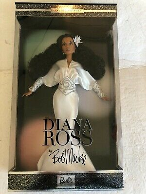 New Barbie Collector Limited Edition Diana Ross by Bob Mackie