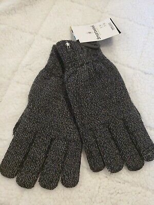 Smartwool Cozy Glove (Black) Extreme Cold Weather Gloves NWT $32 S/M