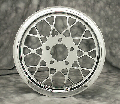 "Earlier /& 00/'-Later Ultima Chrome Classic Spoke Pulley 1-1//8/"" Wide,70 Tooth 99/'"