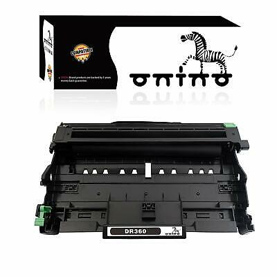 eSquareOne Compatible Drum Unit Replacement for Brother DR360 Black, 1-Pack