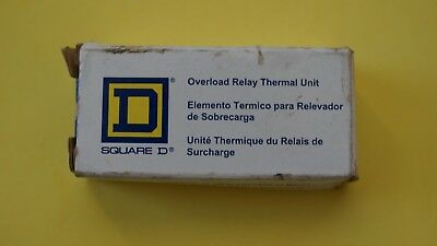 Square D Overload Relay Thermal Unit B6.90 (New)