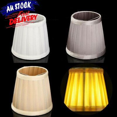 HOT Modern Lamp Shades Fabric Pendant Chandelier Wall Table Light Covers Decor