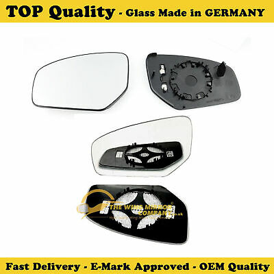 Wing Mirror Glass For Honda Civic  Fits to Reg 06//2012 To 2017 Covex LHS