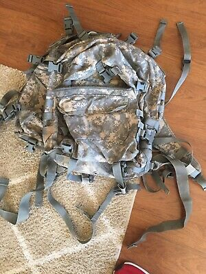 US Army Military Surplus Molle II Assault Pack Backpack ACU B/C Grade Free Ship