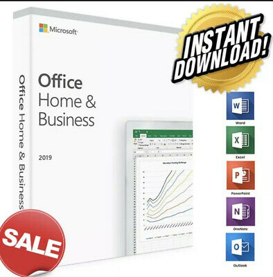 OFFICE 2019 for Mac|Digital Copy|Lifetime License|Instant Download| SALE
