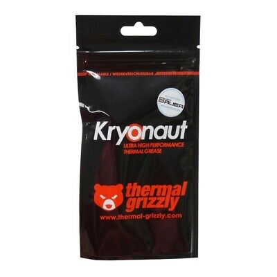 Thermal Grizzly Kryonaut 1g 12.5w/mk Thermal Compound Paste CPU for All Coolers