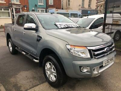 2012 Ford Ranger 3.2 TDCi Limited Double Cab Pickup 4x4 4dr (EU5)