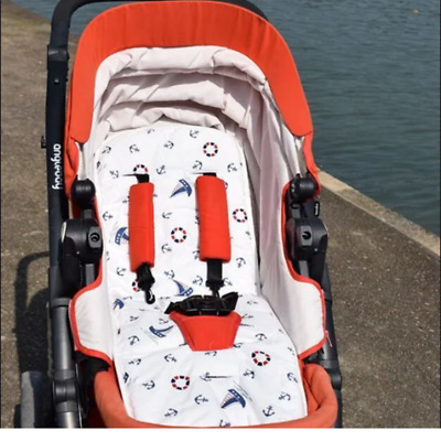 Seat Car Baby Cover Infant Canopy Support Stroller Safety Kids Pad Mat