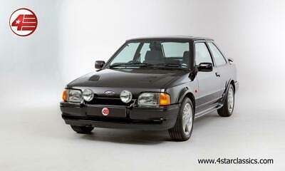 Ford Escort RS Turbo 1.6 1991 /// 12k Miles /// Deposit Taken