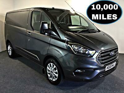 Ford Transit Custom 2.0TDCi ( 130PS ) ( EU6 ) 2018.5MY 300 L1H1 Limited Euro 6