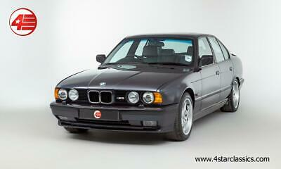 FOR SALE: BMW E34 M5 3.5 UK RHD 1990 /// Recent £13k Expenditure!