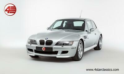 FOR SALE: BMW Z3M Coupe S54 3.2 2001 /// Rare UK RHD /// 68k Miles