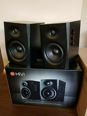 Swan D1080-IV Multimedia Speakers Powered Monitors