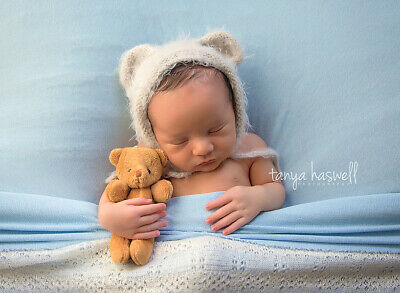 crochet teddy bear, knitted toy, baby toy, teddy for baby girl or ... | 293x400