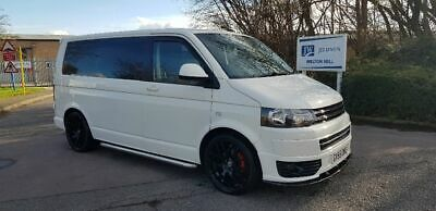 Transporter t5 swb day van facelift 2005 12 month mot
