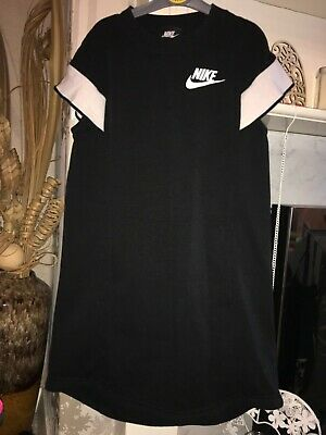 Girls Nike Dress age 11-12 Medium Black