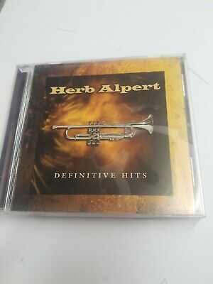 Definitive Hits by Herb Alpert [Remastered] (CD, Mar-2001, A&M)